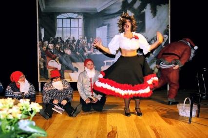 O' jul med din glede (Foto: Karianne Grindem, Sande Avis)