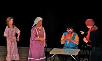 Østbøgda Strandhågg & Drama (Foto: Svein-Ivar Pedersen, Sande Avis)