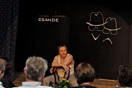 Kvalitetstid (Foto: Svein-Ivar Pedersen, Sande Avis)