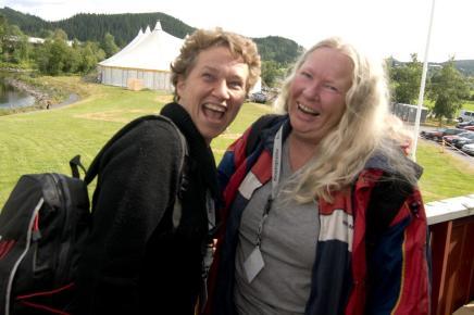 2009 Glade festivaldeltakere. Høylandet.