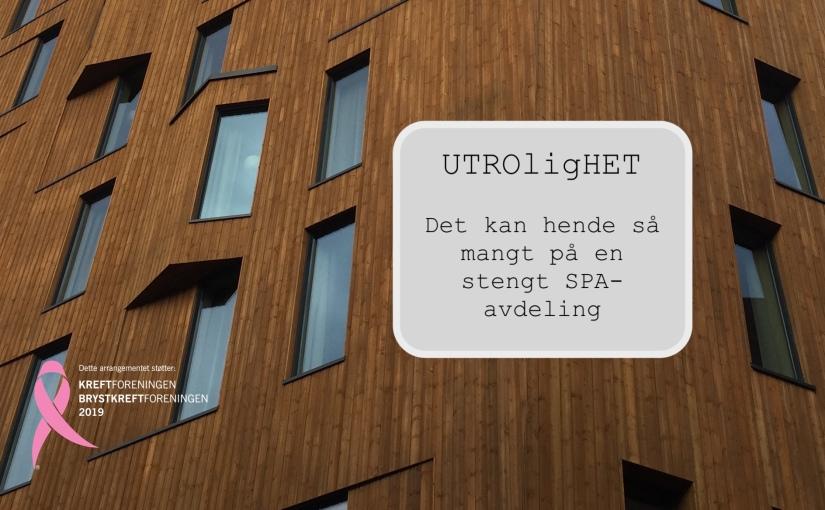 UTROligHET